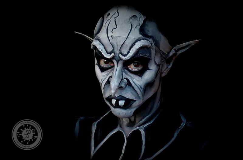 caracterización - Nosferatu
